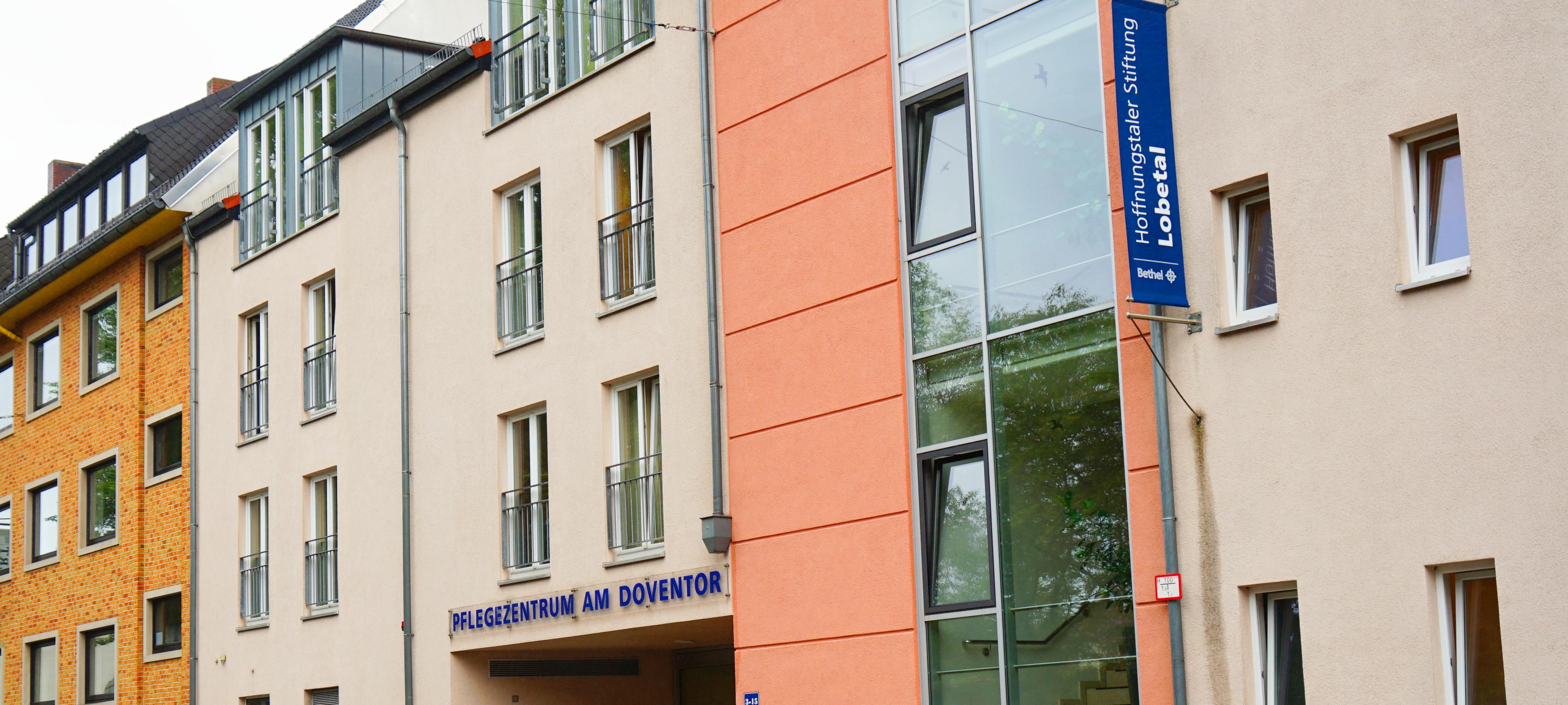 Hoffnungstaler Stiftung Lobetal - Pflegezentrum Am Doventor