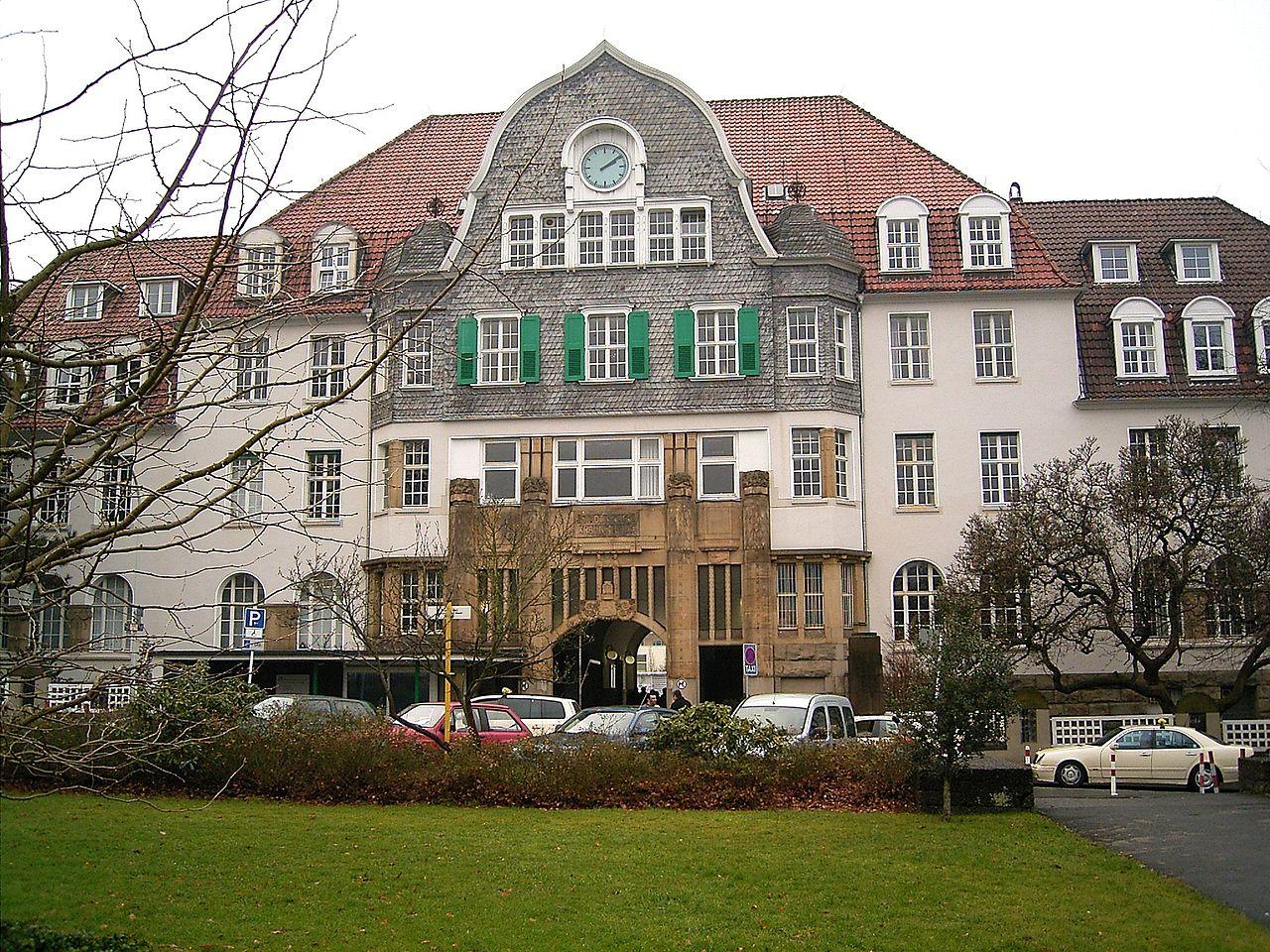 HELIOS Klinikum Wuppertal GmbH - Standort Barmen