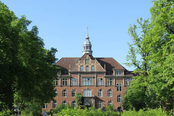 Deutsches Rotes Kreuz Schwesternschaft Berlin Gemeinnützige Krankenhaus GmbH - DRK Kliniken Berlin Westend