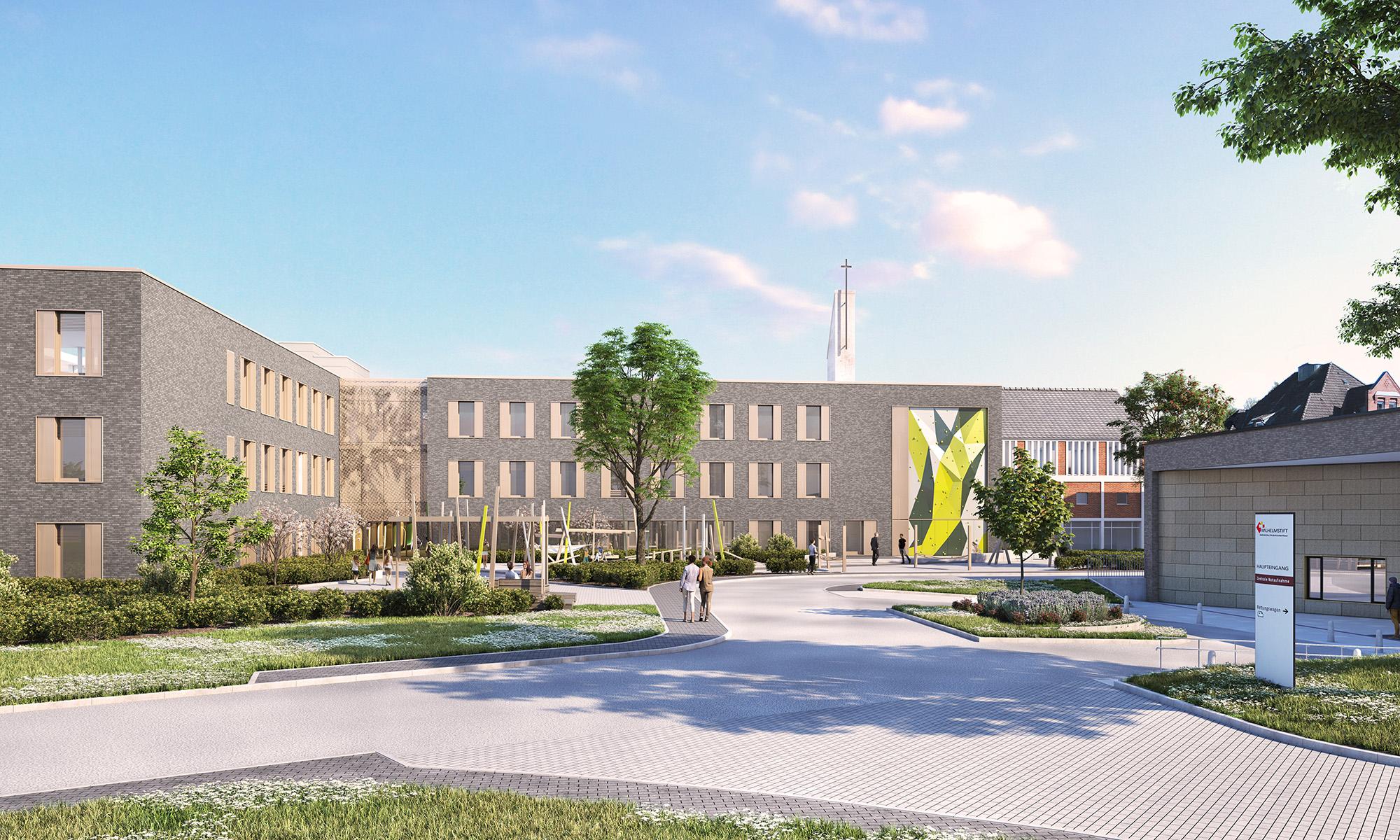 Kath. Kinderkrankenhaus Wilhelmstift gemeinnützige GmbH