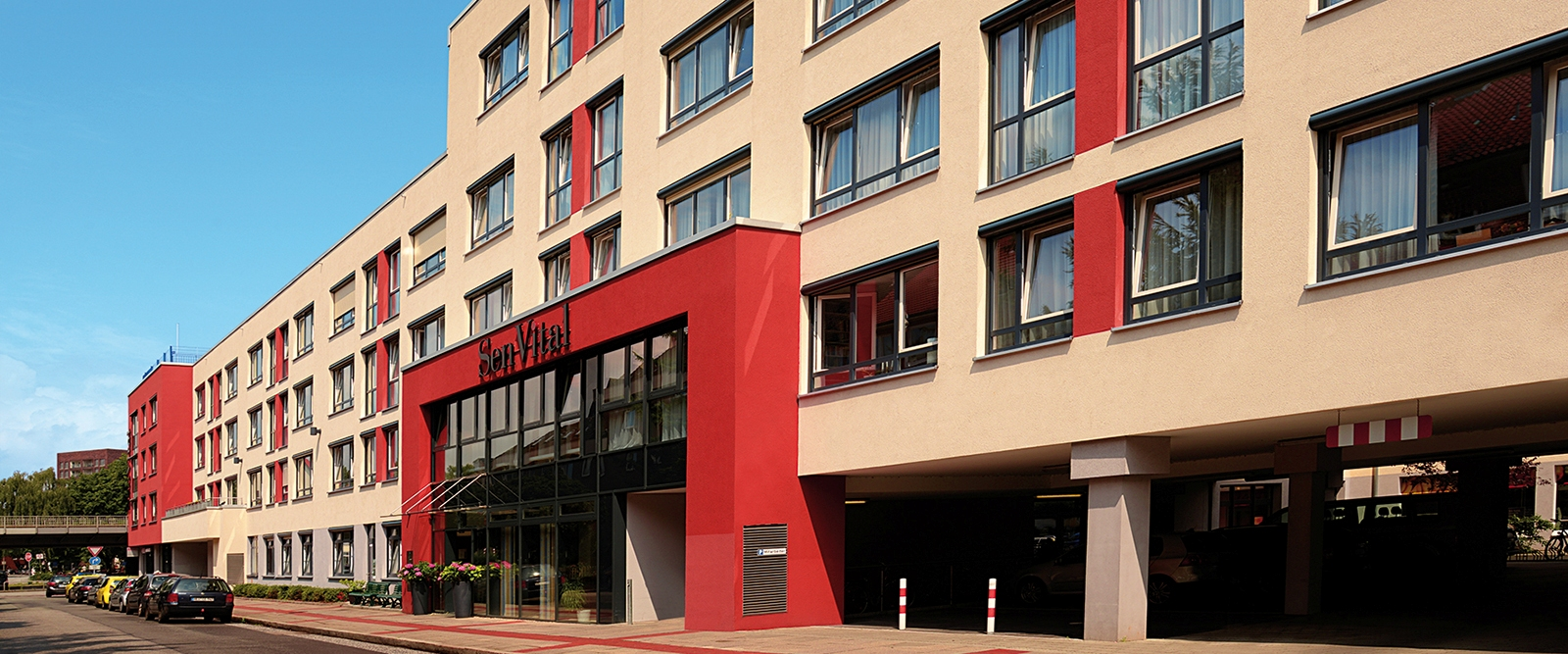 VHC 3 Seniorenresidenz und Pflegeheim gGmbH - SenVital Senioren- und Pflegezentrum Hamburg am Barmbeker Markt