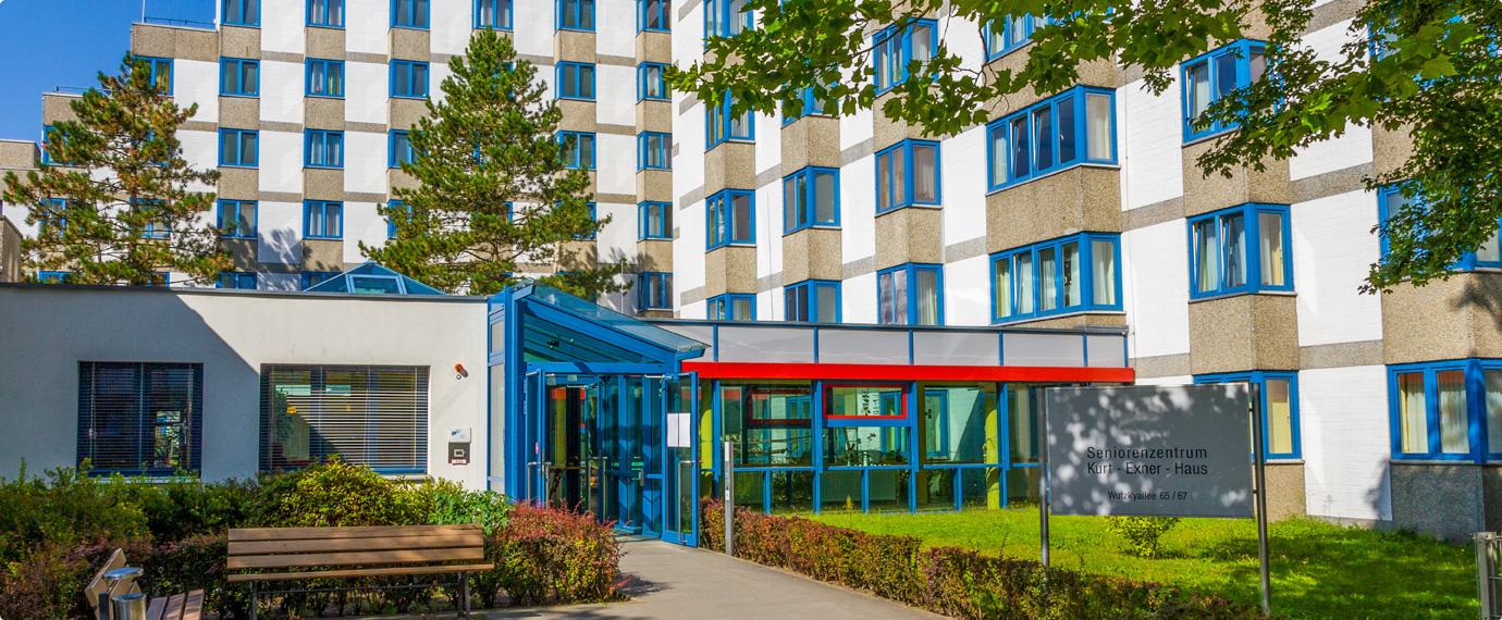 """Alloheim Senioren-Residenzen Fünfte SE & Co. KG - Senioren-Residenz """"Kurt-Exner-Haus"""""""