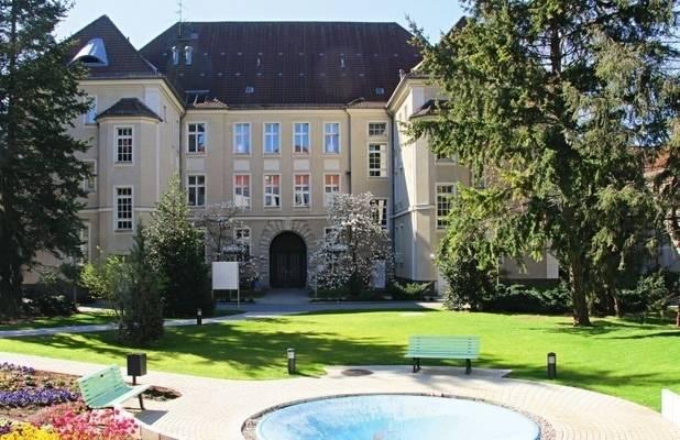 Jüdisches Krankenhaus Berlin SdbR